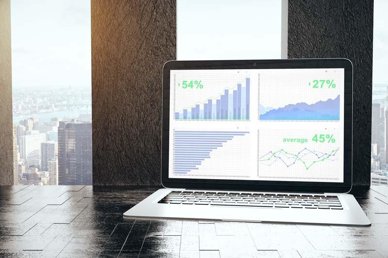 Irányítópult készítése Excel pivot tábla használatával