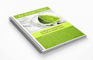 Excel Tankönyv a munka egyszerűsítéséhez